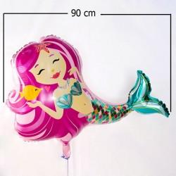 Globo Gigante Sirena