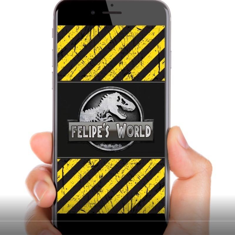Video Tarjeta Dinosaurios
