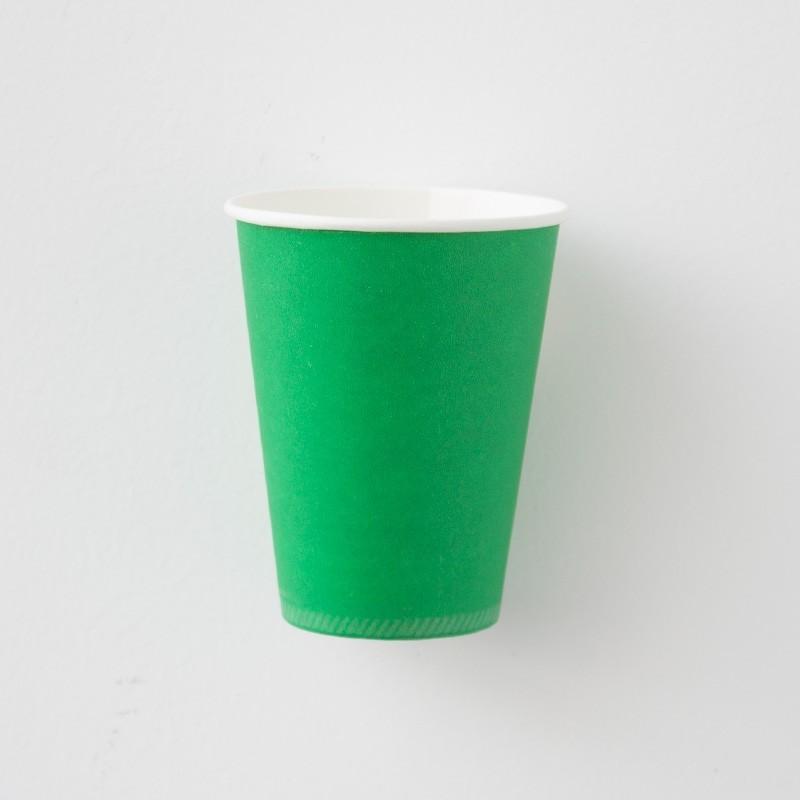 10 Vasos verde selva