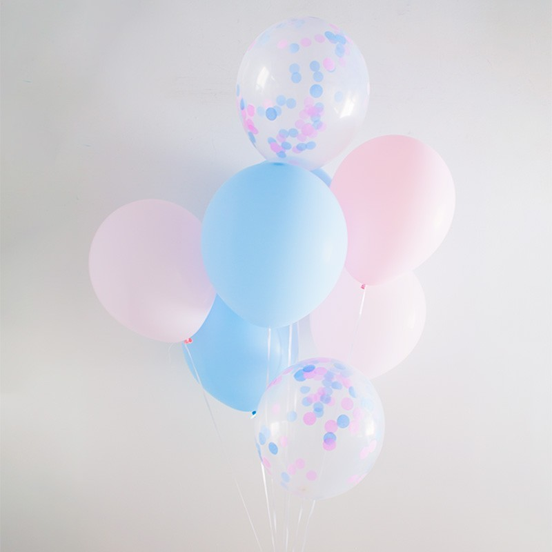 Mix de globos niño y niña