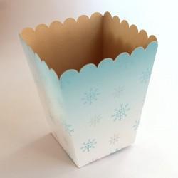 Caja para crispetas frozen