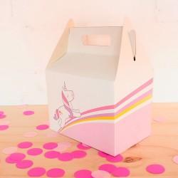 Caja sorpresas unicornio