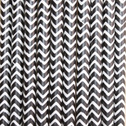 Pitillos de papel ziz zag negros
