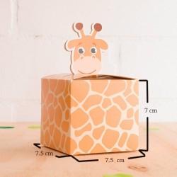Cajita jirafa