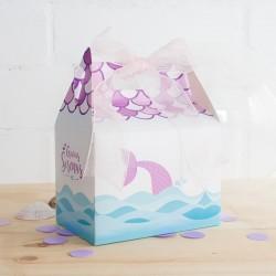 Caja sirena personalizada