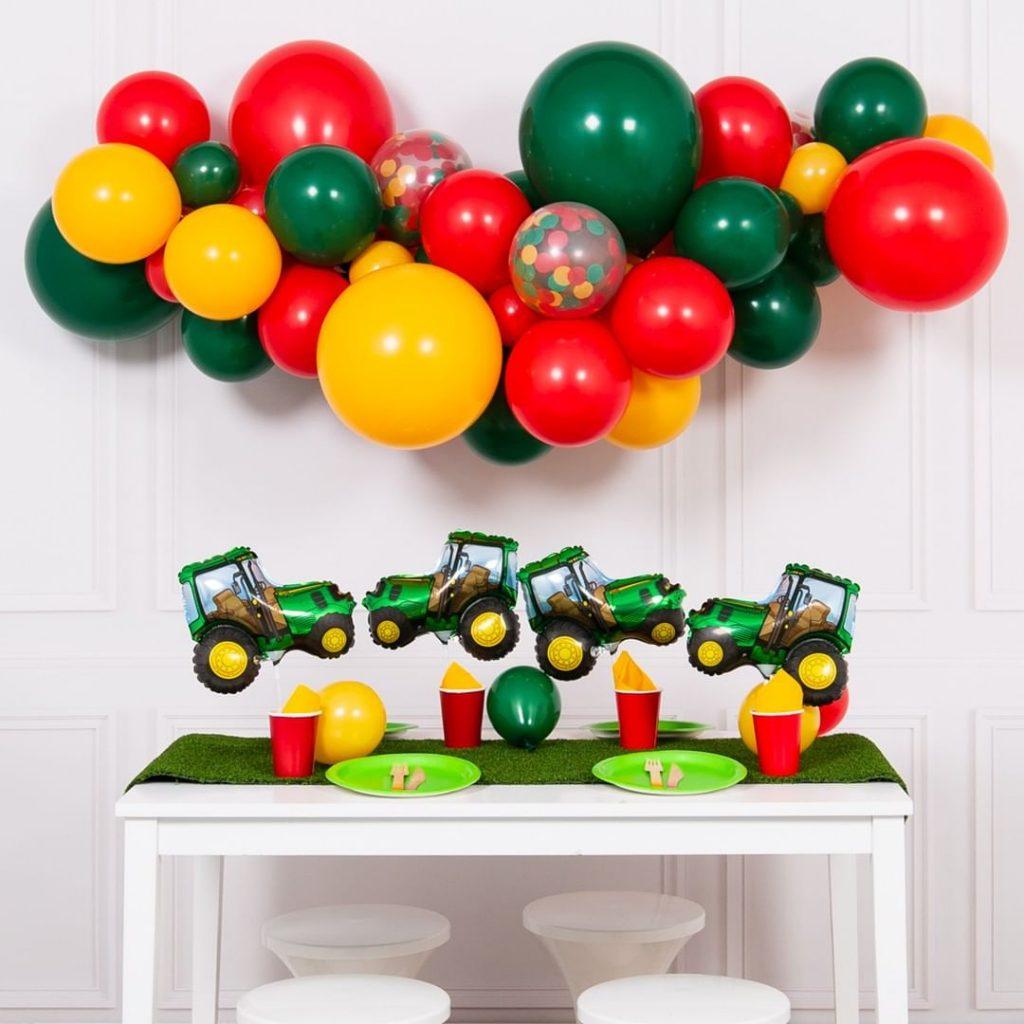 globos con confeti bubblegumballoons