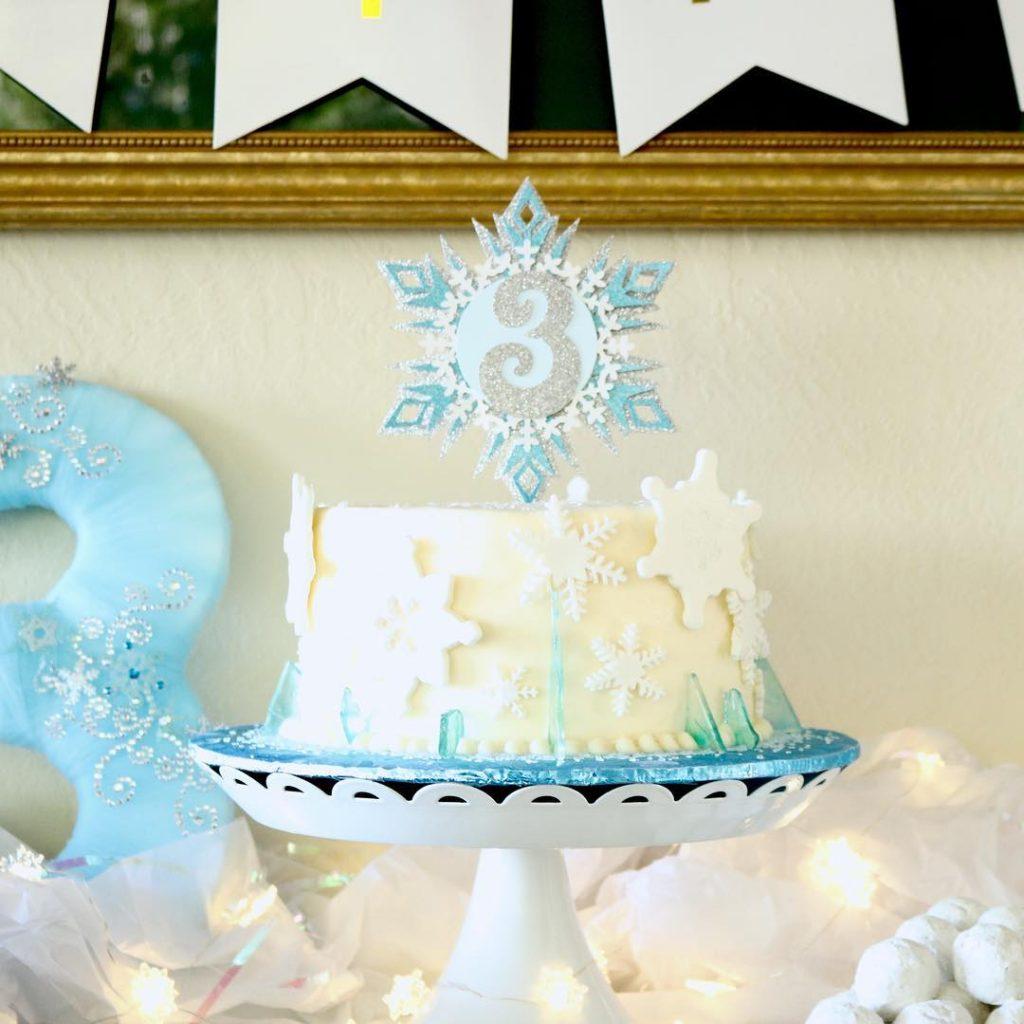 tortas sencillas frozen